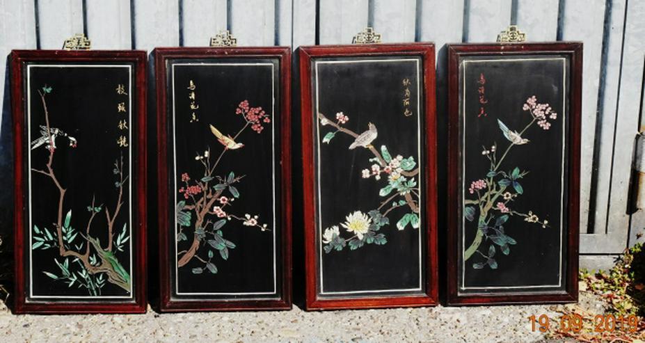 Chinesische Hängebilder, Original
