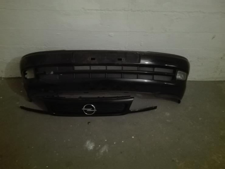 Bild 6: Opel Astra GL FCC 1,4 60/44 PS/KW Bj. 10/93