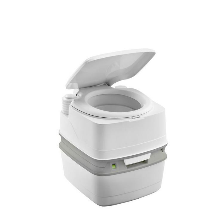 Bild 2: Biotoilette, caravan WC