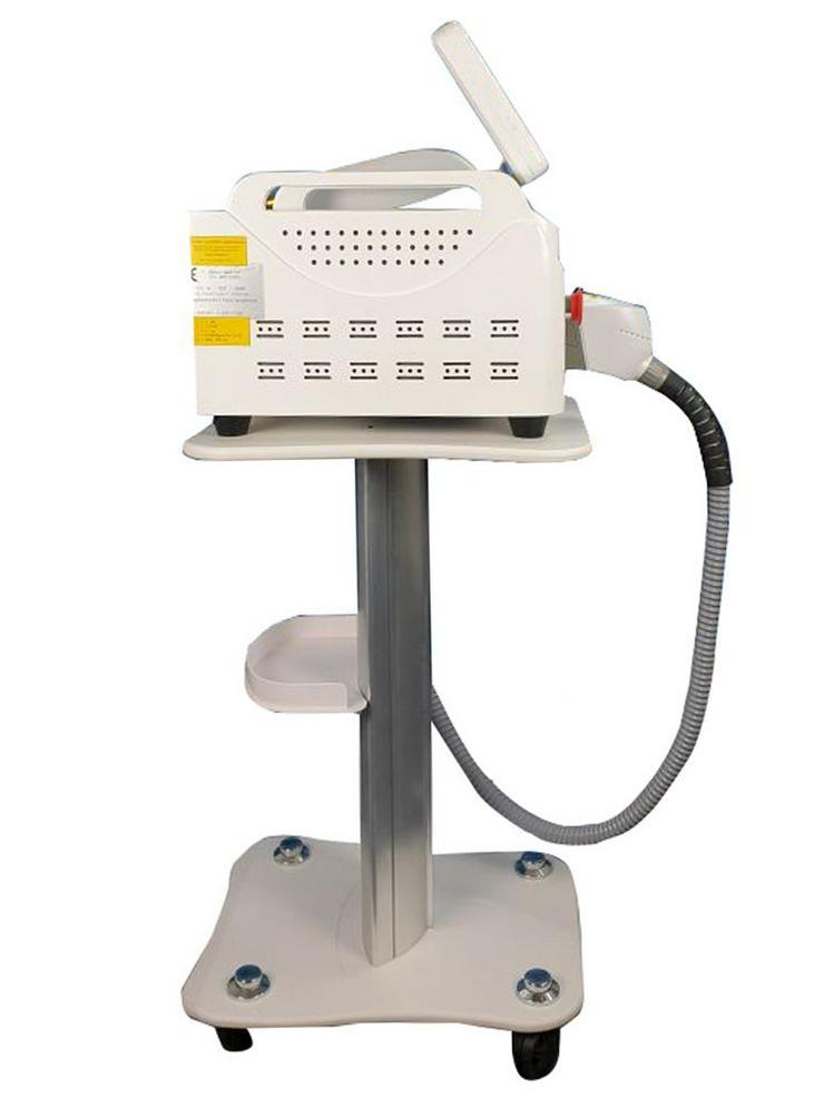Bild 3: Q-switch Nd YAG Laser Gerät-Tattoo Entferner und 3 Filter / Wellenlängen