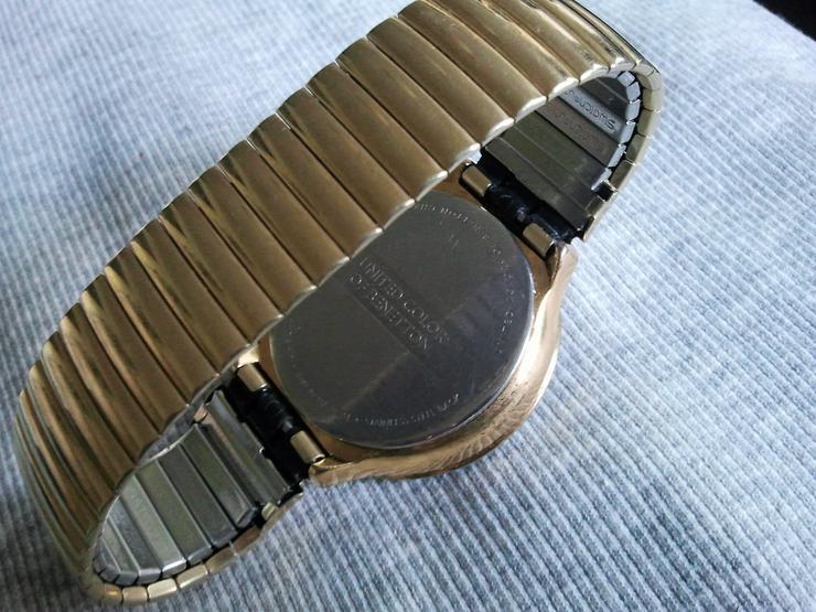 Bild 5: Benetton Chronograph