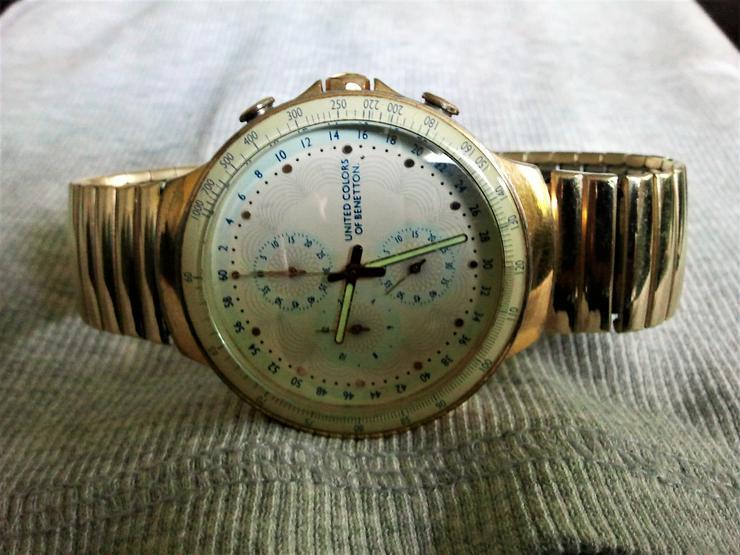 Bild 4: Benetton Chronograph