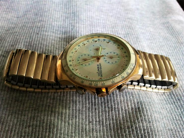 Bild 6: Benetton Chronograph