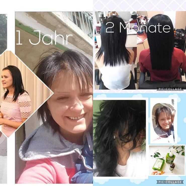 Bild 4: Haar-Wachstum-Aktivierungs Serie Bio Rehab tianDE- ohne Sulfate und Parabene