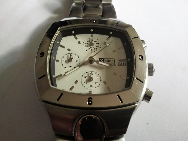 Bild 2: X-Time Chronograph