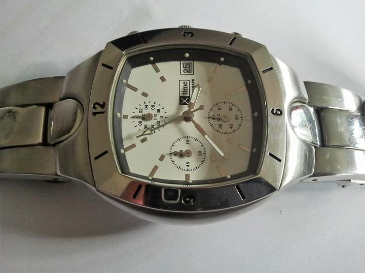 Bild 5: X-Time Chronograph