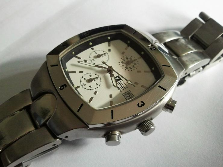 Bild 3: X-Time Chronograph