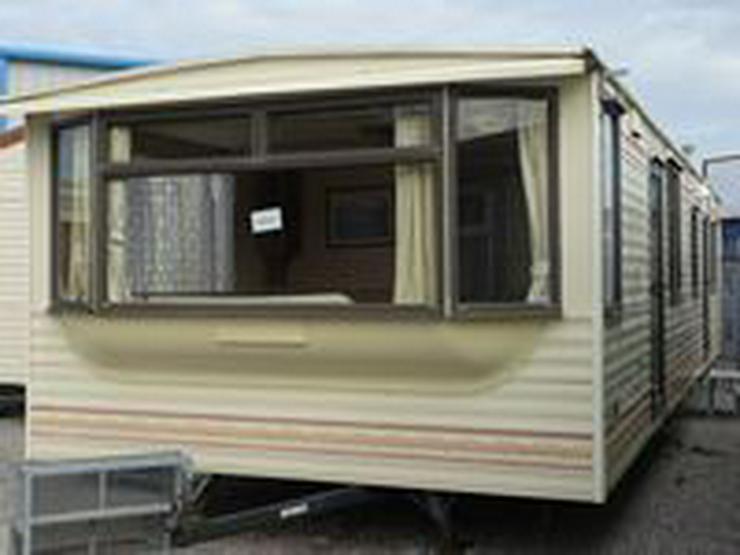 Cosalt Claret Mobilheim Wohnwagen Dauercamping Ferienhaus