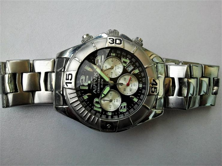 Bild 6: AIRREX Herrenchronograph Miyota OS-20