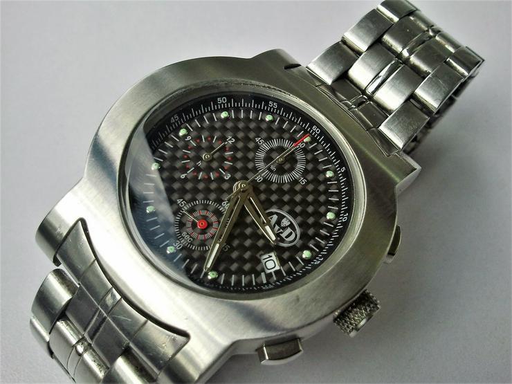 AVD Herrenchronograph - Herren Armbanduhren - Bild 1