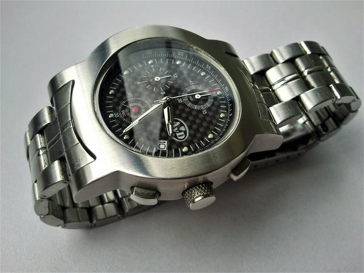 Bild 2: AVD Herrenchronograph
