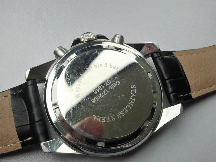 Bild 5: Sempre Chronograph
