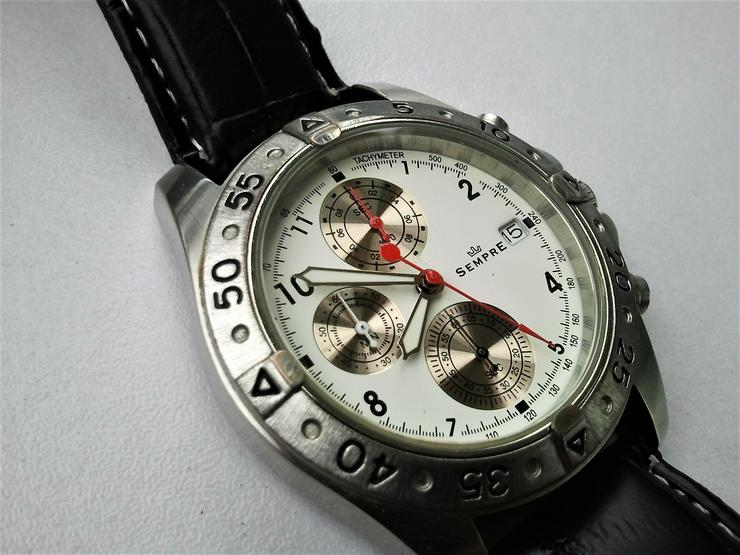 Bild 1: Sempre Chronograph