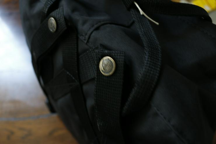 Bild 3: Fjällräven Kanken Rucksack schwarz NEU unbenutzt tadelos