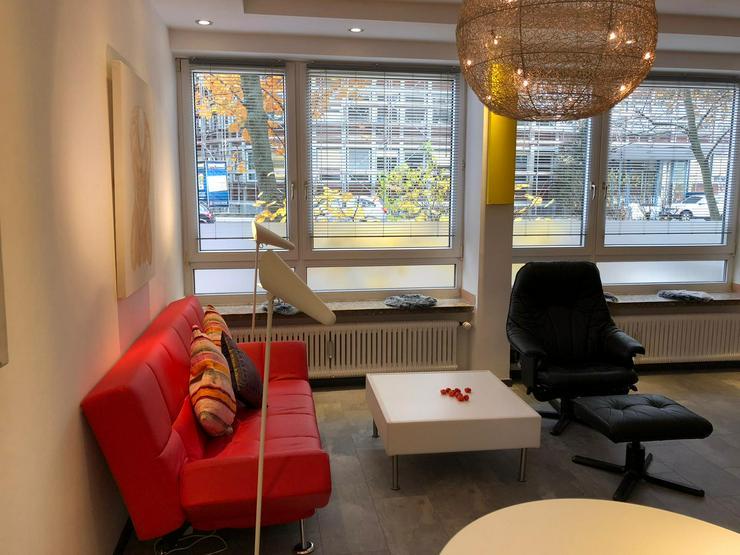 Bild 2: Stylische möblierte Wohnung in zentraler Lage von Ratingen/Nähe Düsseldorf