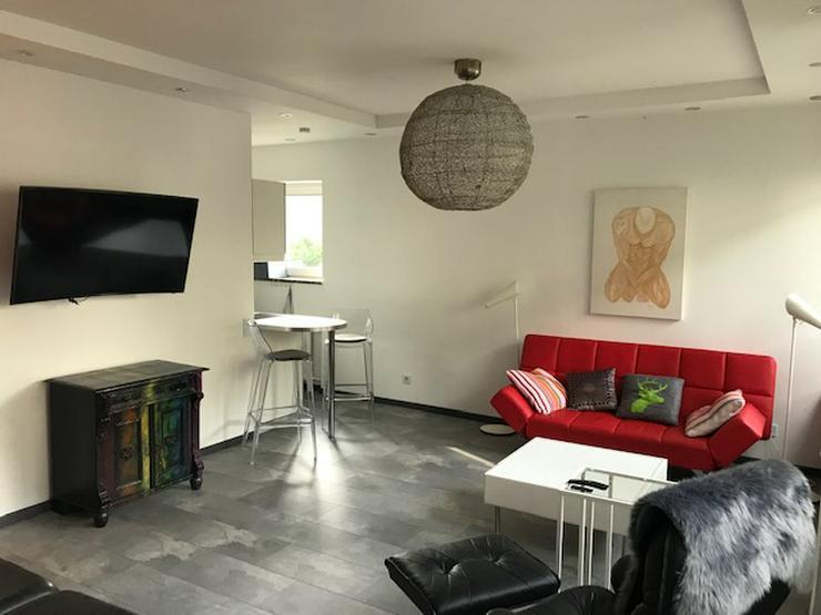 Stylische möblierte Wohnung in zentraler Lage von Ratingen/Nähe Düsseldorf