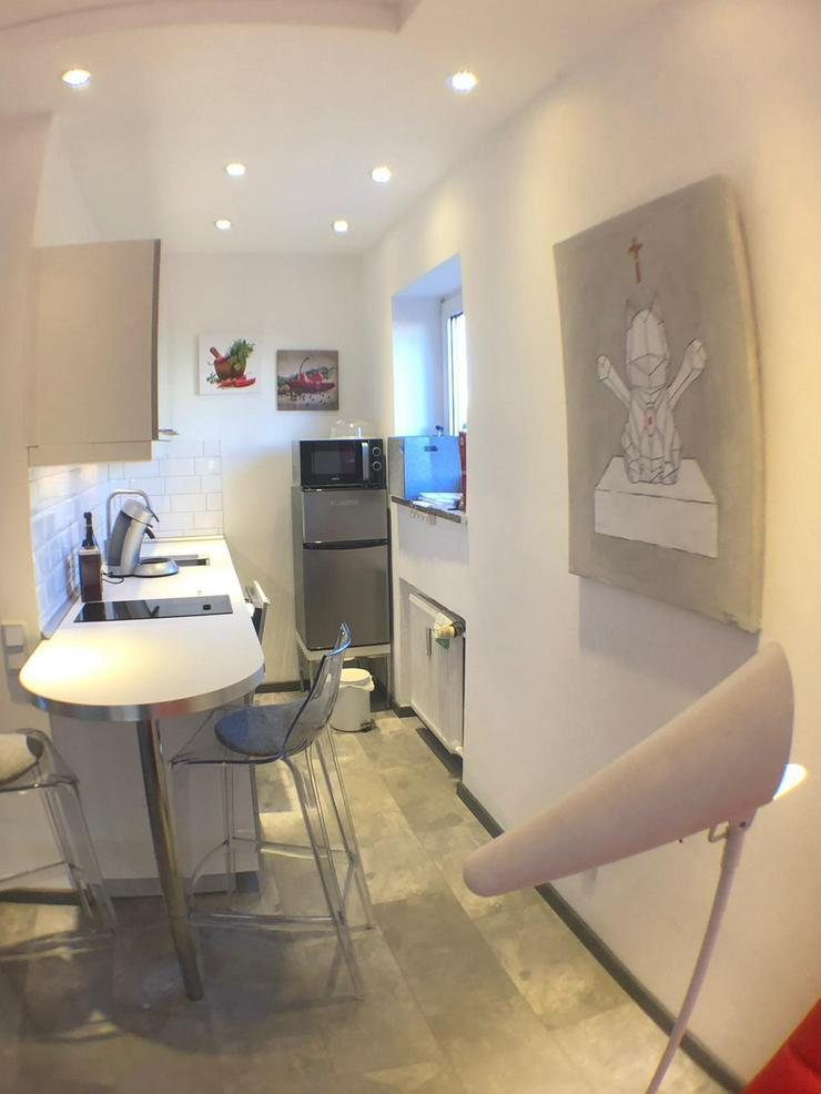 Bild 4: Stylische möblierte Wohnung in zentraler Lage von Ratingen/Nähe Düsseldorf