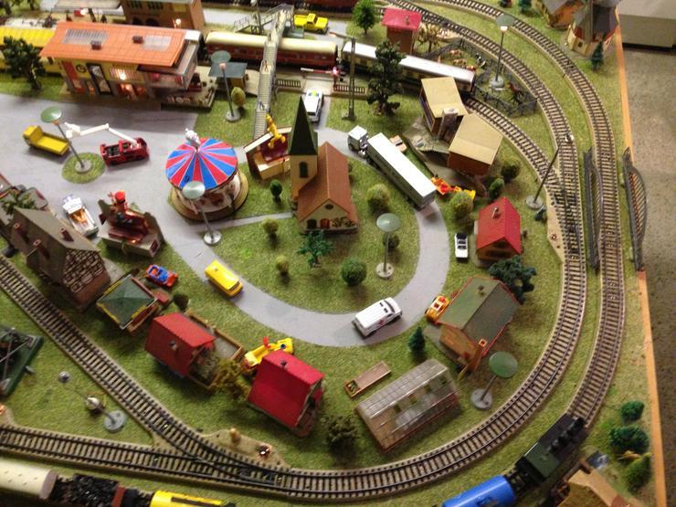 Bild 4: Märklin Modelleisenbahn