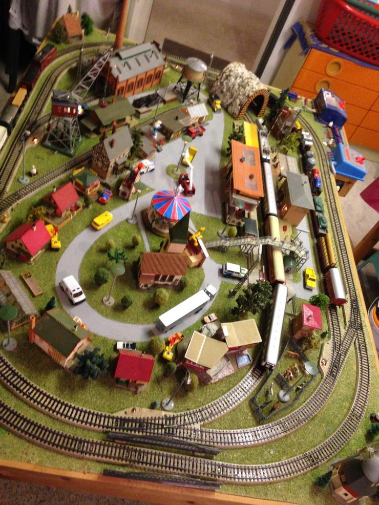 Bild 5: Märklin Modelleisenbahn