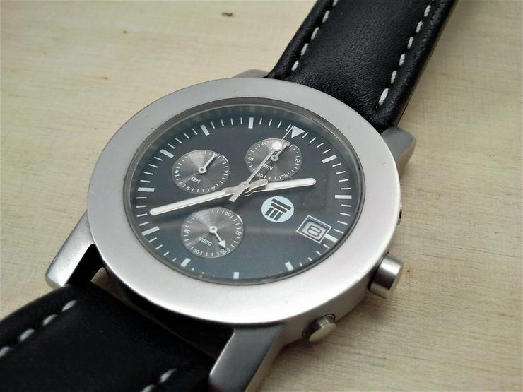 Herrenchronograph mit Citizen/Miyota Uhrwerk