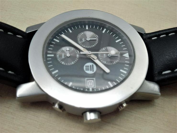 Bild 2: Herrenchronograph mit Citizen/Miyota Uhrwerk