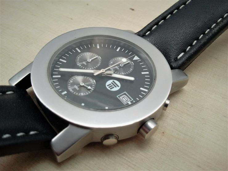 Bild 4: Herrenchronograph mit Citizen/Miyota Uhrwerk