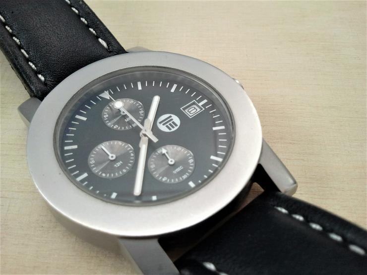 Bild 3: Herrenchronograph mit Citizen/Miyota Uhrwerk