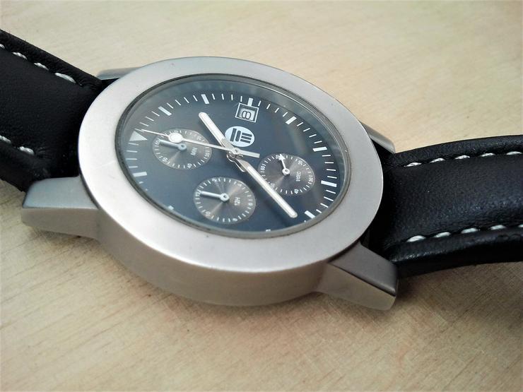 Bild 5: Herrenchronograph mit Citizen/Miyota Uhrwerk