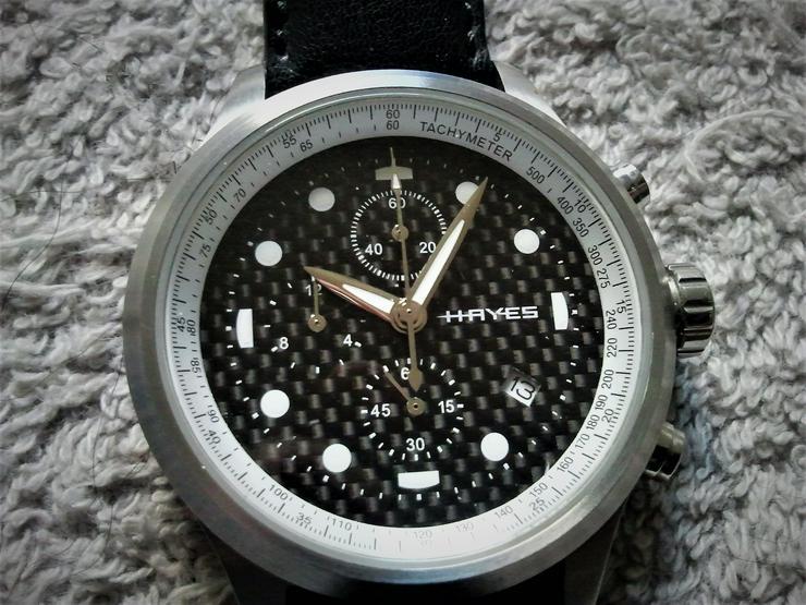 HAYES Herrenchronograph