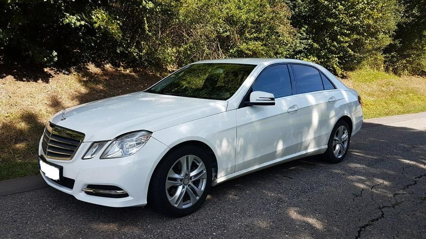 Sehr gepflegtes Mercedes E220 CDI