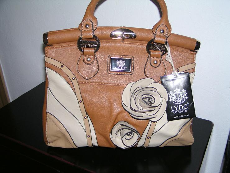 Tragetasche Handtasche Doc Kelly Bag KHAKI Design by LYDC NEU - Taschen & Rucksäcke - Bild 1