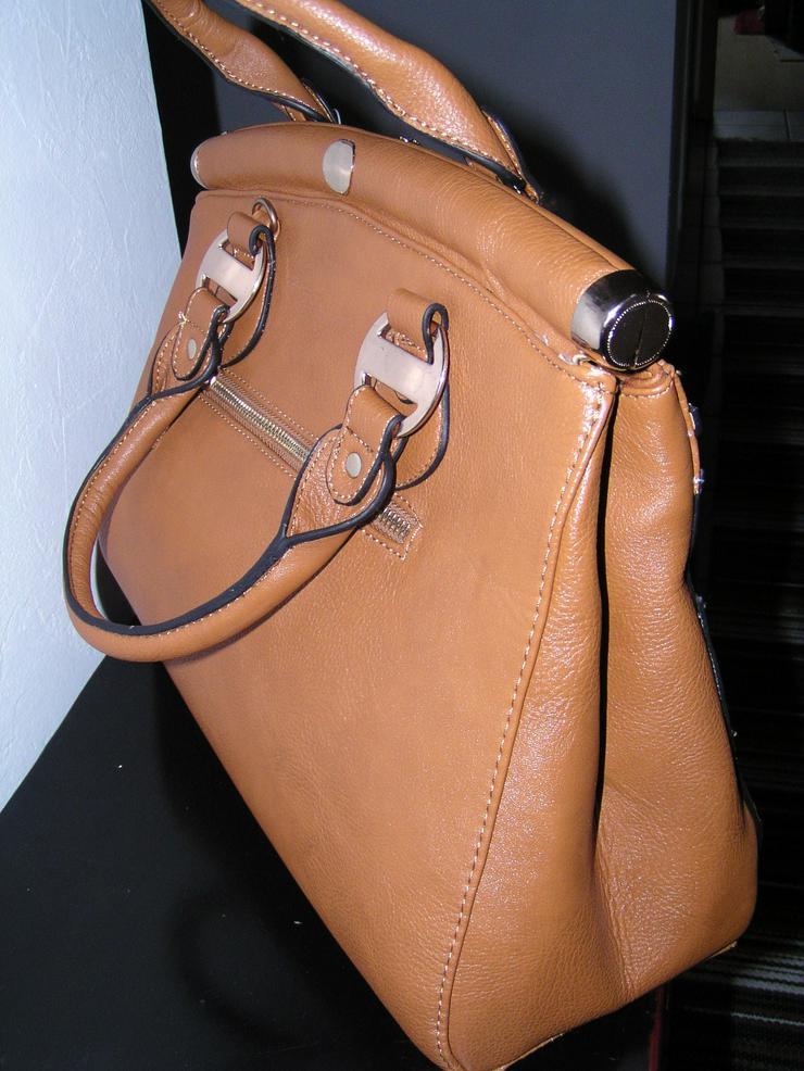 Bild 5: Tragetasche Handtasche Doc Kelly Bag KHAKI Design by LYDC NEU
