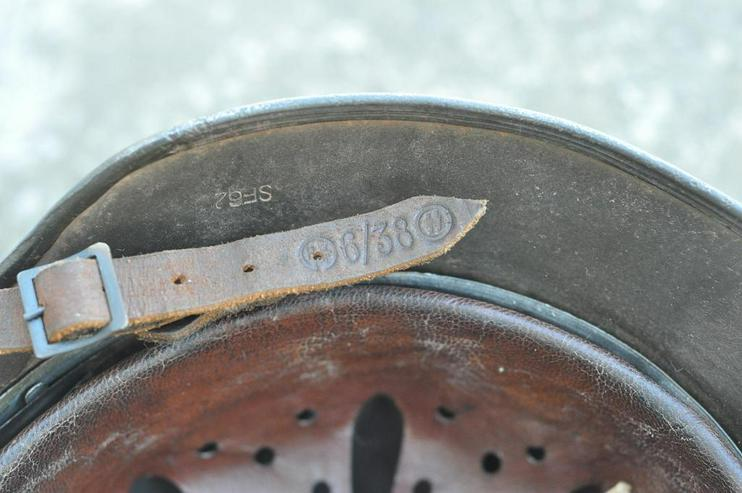 Bild 6: Stahlhelm M40 SS aus Wk2