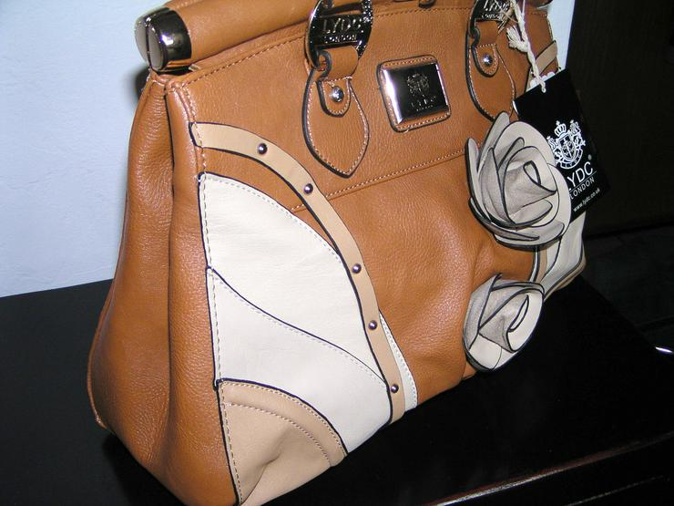 Bild 3: Tragetasche Handtasche Doc Kelly Bag KHAKI Design by LYDC NEU