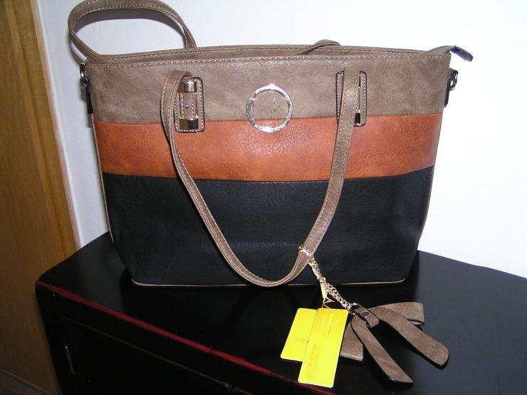 Tasche Bag Handtasche Tragetasche Damen Girl - Taschen & Rucksäcke - Bild 1