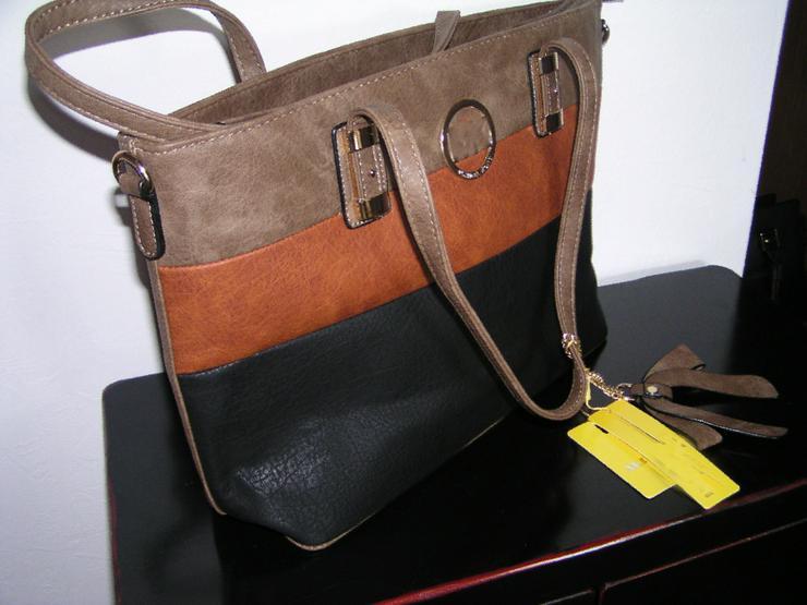 Bild 2: Tasche Bag Handtasche Tragetasche Damen Girl