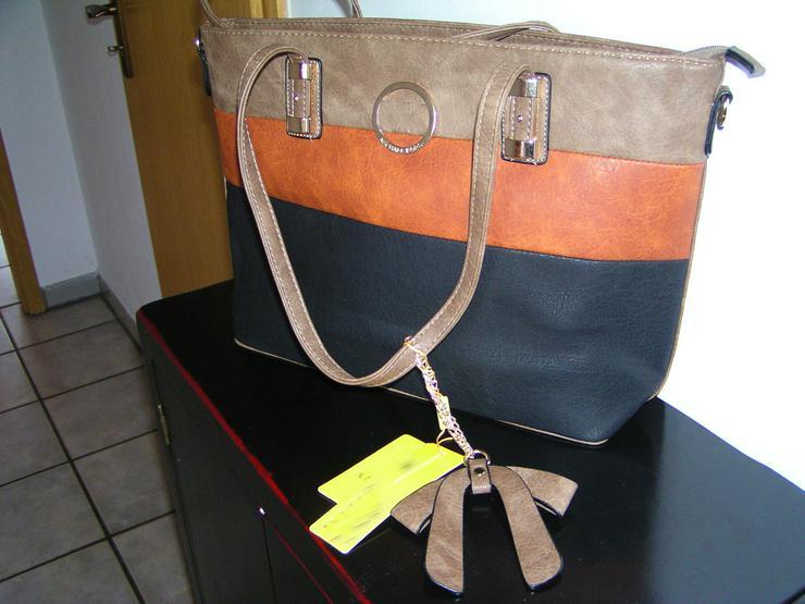 Bild 3: Tasche Bag Handtasche Tragetasche Damen Girl