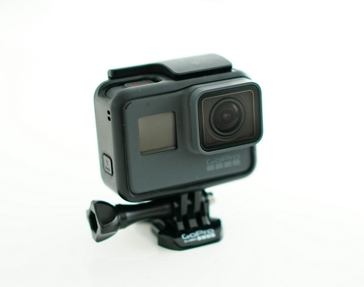 GoPro Hero 5 Black, Top Zustand und OVP