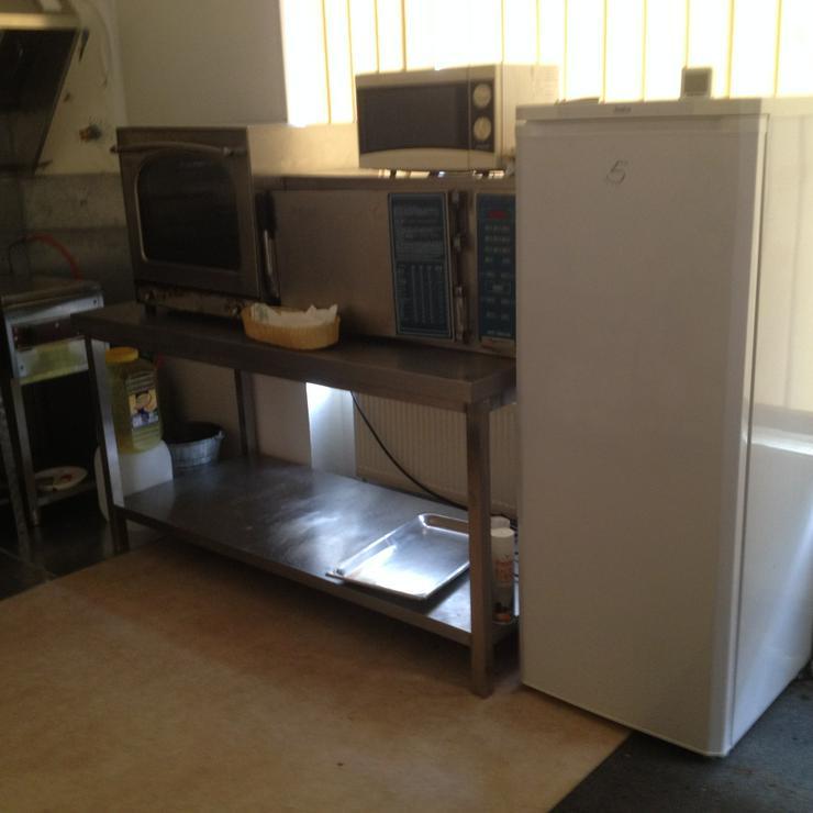Bild 3: Fritteuse aus Gastro-Kücheneinrichtung