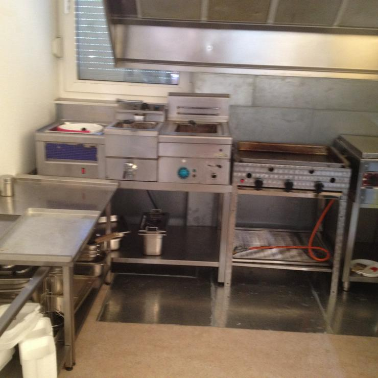 Fritteuse aus Gastro-Kücheneinrichtung - Fritteusen & Fondue - Bild 2