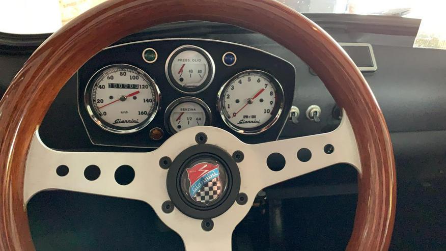 cockpit  GIANNINI  595   - Armaturen, Konsolen & Fächer - Bild 1