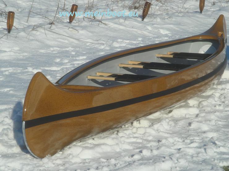 Kanu 4er Kanadier 500 Neu !