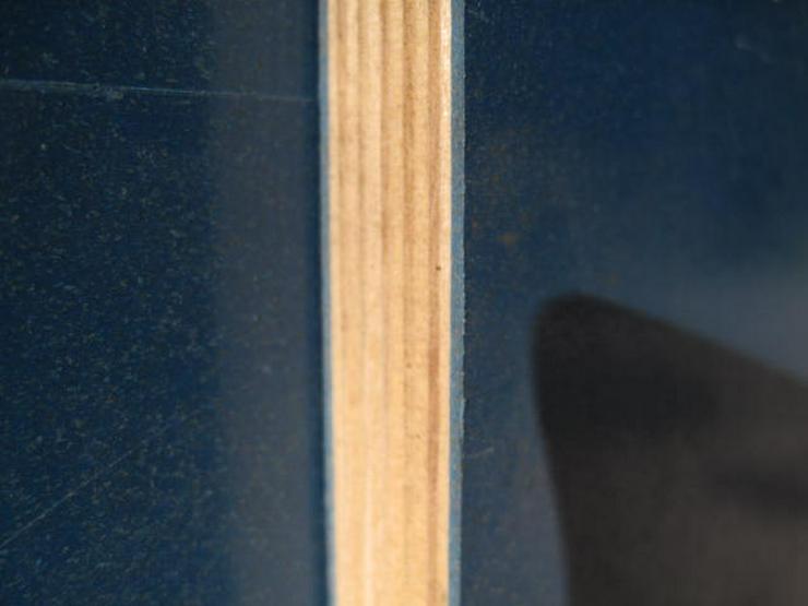 Hochwertige Birkensperrholzplatten mit Kunststoffbeschichtung