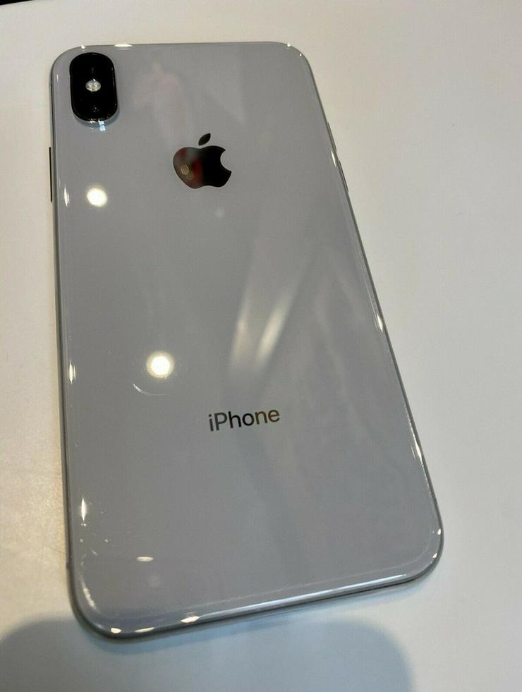 Bild 2: IPhone 10 grau gebraucht