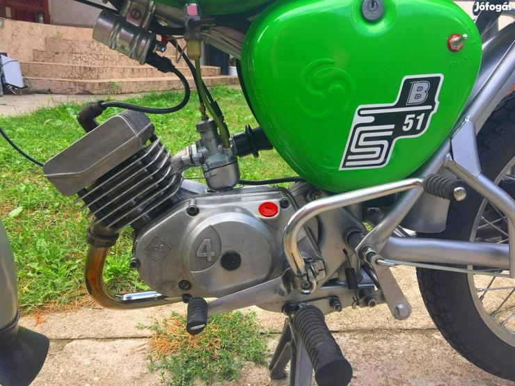 Bild 2: Simson S 51 N motorkerékpár eladó