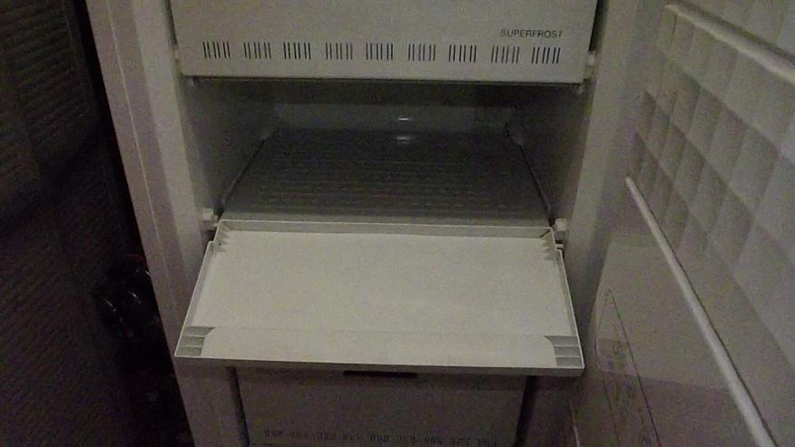 Bild 3: Gefrierschrank 4 Schubladen 2 Klappfächer