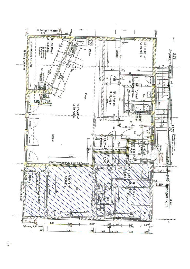 Bild 10: Hochwertige lichtdurchflutende, 140 m² große, haustierfreundliche Neubauwohnung in Ditzingen-Heimerdingen provisionsfrei zu vermieten!