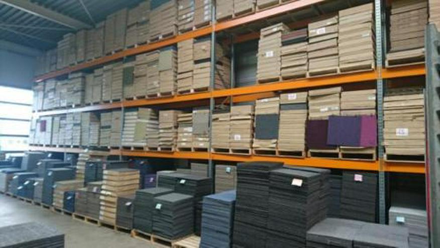 Bild 5: Großer Vorrat Blauen Color Collection Teppichfliesen Billig! 3,75€