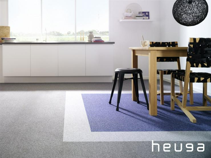 Bild 2: Großer Vorrat Blauen Color Collection Teppichfliesen Billig! 3,75€