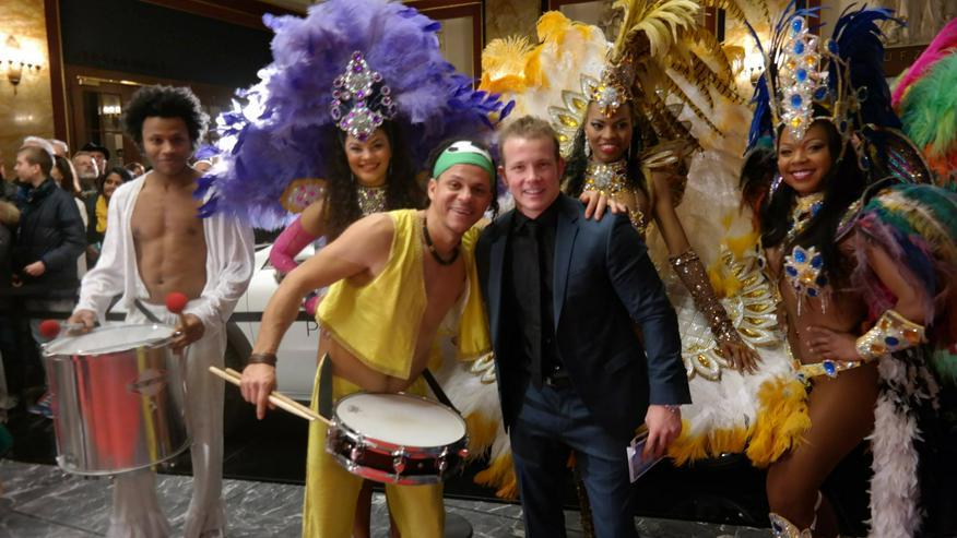 Bild 4: Sambashow & Sambatänzerinnen für Ihre Hochzeits- Firmen- oder Geburtstagsfeier